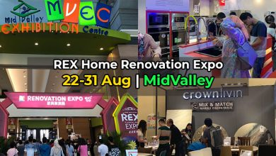 Photo of Rex Home renovation & Interior Design Expo Is Back With More Sales & Free Gifts