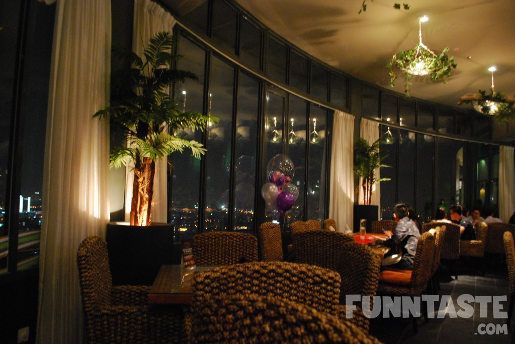 Food Review Signature By The Hill The Roof Bandar Utama