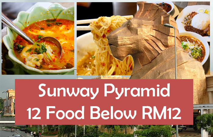 Photo of Here's What You Can Eat In Sunway Pyramid Under RM12