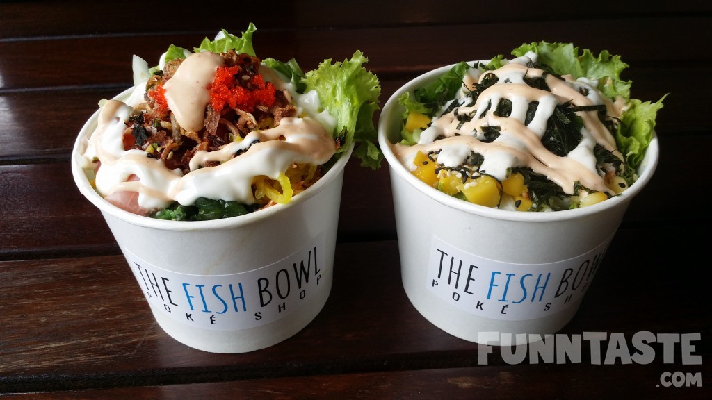 Photo of The Fish Bowl, Poke Shop @ Bandar Sunway