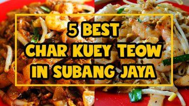Photo of 5 Best Char Kuey Teow In Subang Jaya
