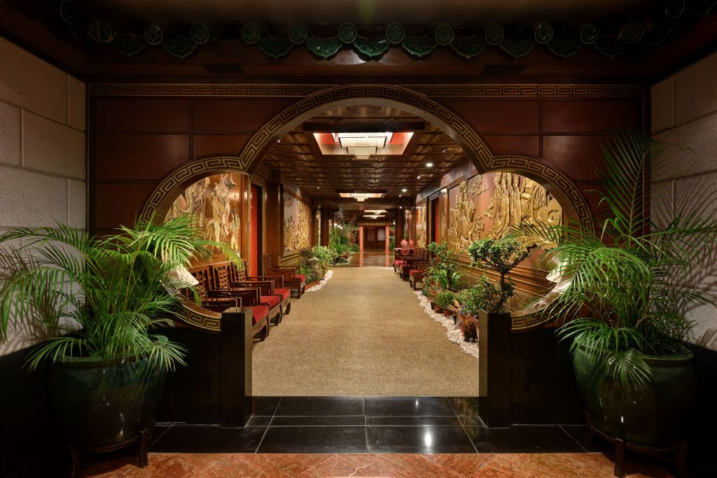 The Mandarin Palace