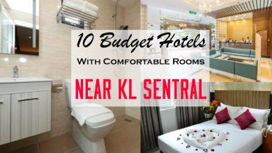 Photo of 10 Budget Hotels With Comfortable Rooms Near KL Sentral