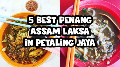Photo of 5 Best Spots To Get Your Penang Assam Laksa Fix in Petaling Jaya