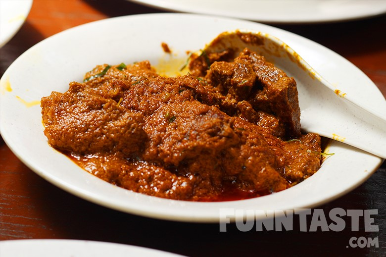 Food Review Aunty Aini S Garden Cafe Nilai Negeri Sembilan