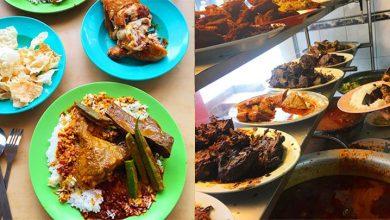 Photo of Top 8 Places To Get Nasi Kandar In Petaling Jaya & Kuala Lumpur