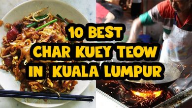 Photo of 10 Best Char Kuey Teow To Eat In Kuala Lumpur