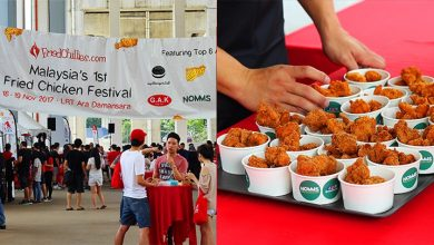 Photo of Here's What Went Down At The Ayam Lejen Fried Chicken Festival 2017