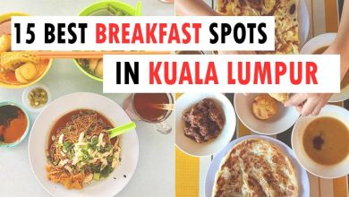 Photo of 15 Best Breakfast Spot For Morning People In Kuala Lumpur