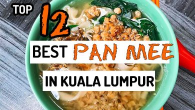 Photo of 12 Must Try Pan Mee Restaurants In Kuala Lumpur