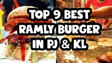 Photo of Top 9 Must Try Ramly Burger In Petaling Jaya And Kuala Lumpur