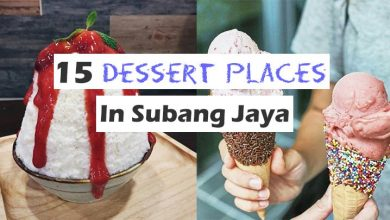 Photo of 15 Best Dessert Places In Subang Jaya Everyone With A Sweet Tooth Should Try