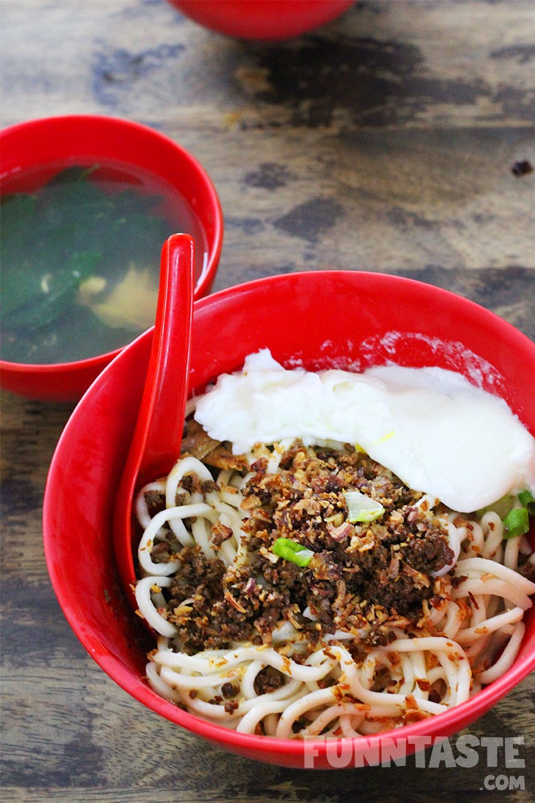 how to cook pan mee