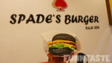 Photo of Spade's Burger @ Jalan Raja Uda, Butterworth, Penang