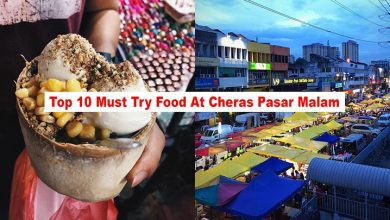 Photo of Top 10 Food You Must Try At Taman Connaught Pasar Malam