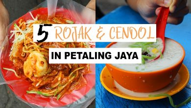 Photo of 5 Best Places To Eat Rojak & Cendol In Petaling Jaya