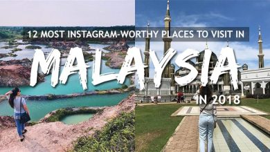 Photo of 12 Most Instagram-worthy Places In Malaysia To Visit In 2018