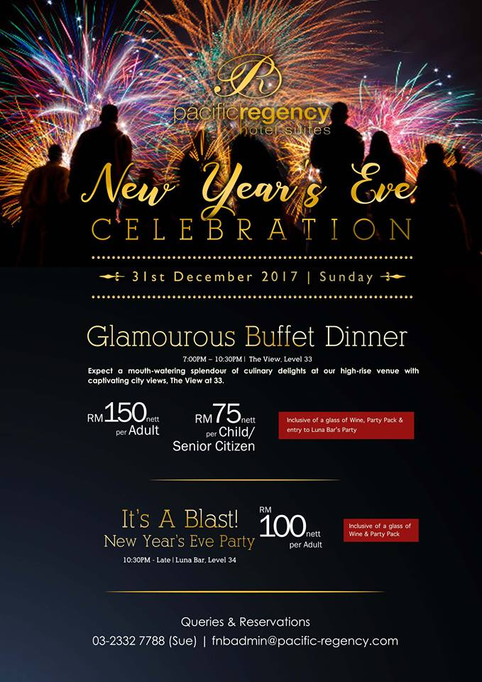 Places To Be For New Years Eve