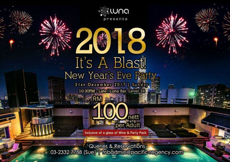 22 Best Places To Celebrate New Year's Eve In Malaysia 2018