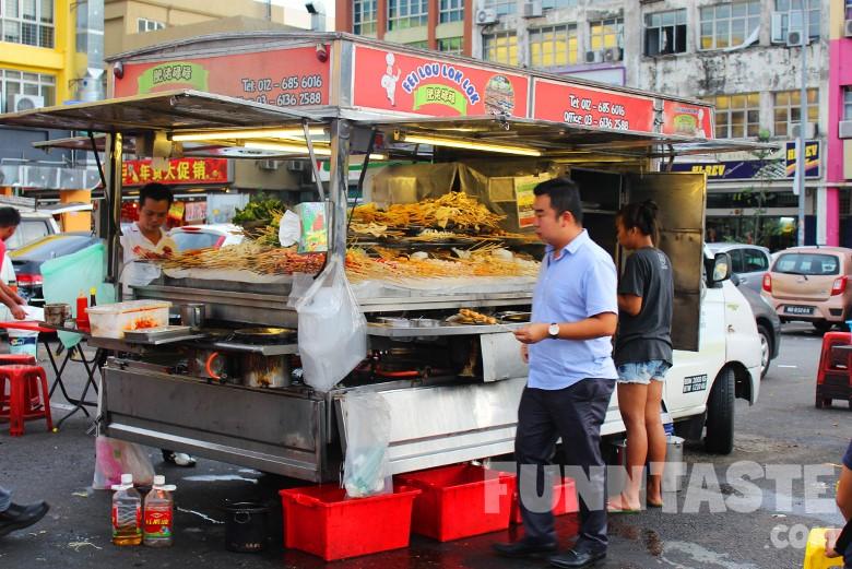Food Review: Puchong Lok Lok S...