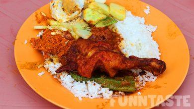 Photo of Nasi Kandar Ayam Merah (Nasi Ganja) @ Yong Suan, Ipoh