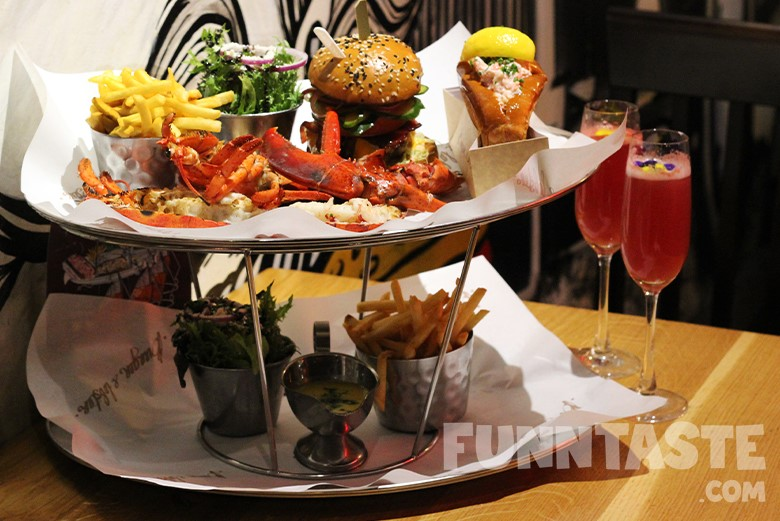Burger & Lobster's Valentine's Day Special @ SkyAvenue, Genting