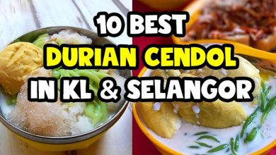 Photo of 10 Durian Cendol In KL And Selangor You Need To Try In 2018