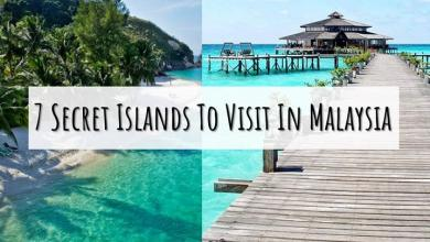 Photo of 7 Secret Islands To Visit In Malaysia Where You Can Escape The Crowds