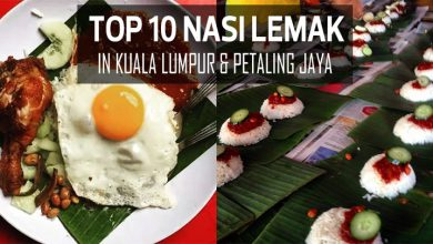 Photo of 10 Best Nasi Lemak In KL & PJ That Is Not Village Park