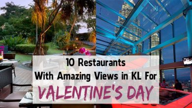 Photo of 10 Restaurants With Amazing Views in KL For Valentine's Day 2018