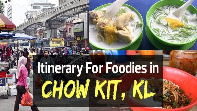 Photo of Best Itinerary For Foodies in Chow Kit, KL