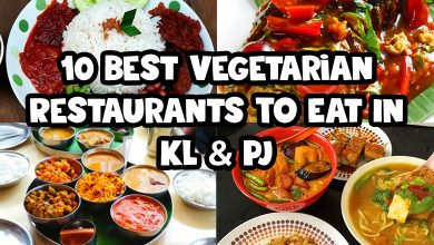 Photo of 10 Best Vegetarian Restaurants To Eat In KL & PJ