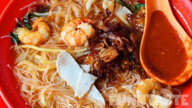 Photo of Aik Prawn Mee & Asam Laksa @ Seapark, Petaling Jaya
