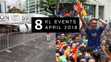 Photo of Top 8 Events Happening in the Klang Valley April 2018