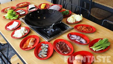 Photo of Korean Steamboat @ Medini's Barbecue Restaurant, Ampang