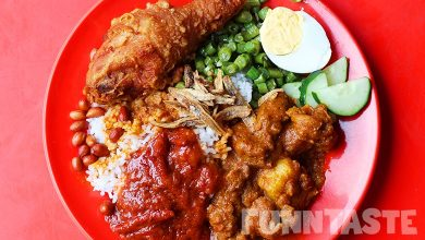 Photo of Peel Road Chinese Nasi Lemak (啤律椰漿飯) @ Cheras, Kuala Lumpur