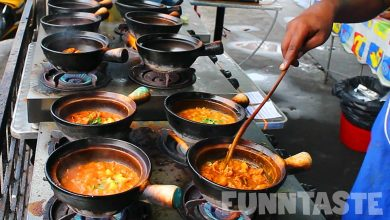 Photo of Indian Claypot Curry Rice (Satti Sorru) @ Pudu, Kuala Lumpur