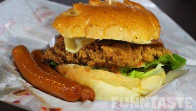 Photo of Kaw Kaw Burger @ Wangsa Maju, Kuala Lumpur