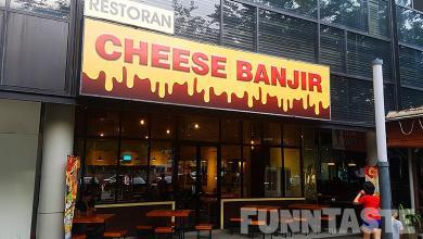 Photo of Cheese Banjir @ Desa Pandan, Kuala Lumpur