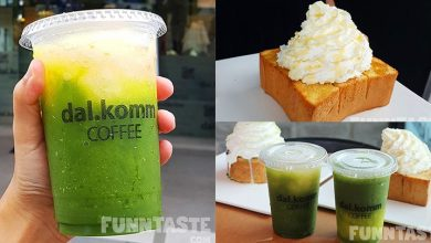 Photo of This Premium Café Now Serves Super Healthy Matcha Frappes For All Green Tea Lovers