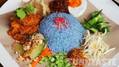 Photo of Nasi Kerabu Pork Rendang @ ANTE, 1 Utama & Publika