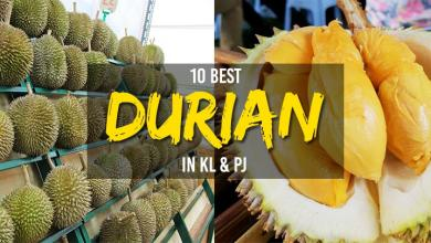 Photo of 10 Best Durian Places In KL & PJ That Is Not Durian SS2 or Durian King TTDI