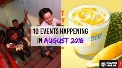 Photo of Top 10 Events Happening in August Around Kuala Lumpur & Petaling Jaya 2018