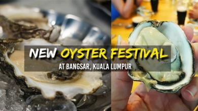Photo of You Can Now Enjoy Fresh Oysters From Only RM7 A Piece At This Event