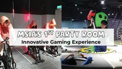 Photo of This Is Malaysia's First Interactive Party Room With Life-Size Whack-A-Mole, Blow Soccer & More
