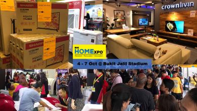 Photo of More Than 500 Brands To Be Featured In Big HOMExpo At Bukit Jalil