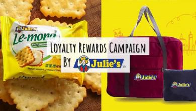Photo of Don't Throw Away Your Julie's Packaging, You Can Collect It & Redeem Gifts
