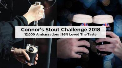 Photo of 96% Stout Drinkers In Malaysia Loved The Taste Of Connor's Stout Porter