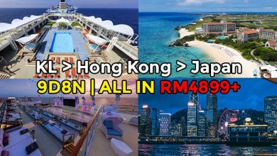 Photo of You Can Travel To Hong Kong And Japan Less Than RM5000 Via This Cruise Trip