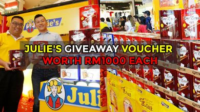 Photo of Here's How You Can Walk Away With RM1000 Worth Of Reunion Dinner Voucher